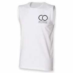 CO Mens Sleeveless T-shirt
